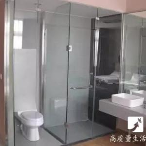 酒店的浴室为什么大多是透明的?你以为的那些答案都错了...