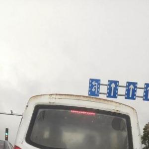 台州有人画个车牌就上路,是在侮辱交警叔叔的智商吗
